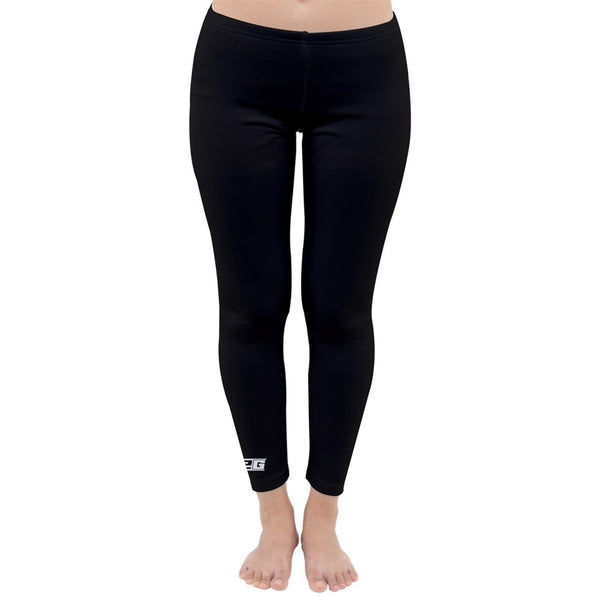 S2G Black Classic Winter Leggings