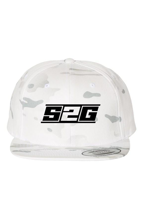 S2G MULTICAM ALPINE EMBROIDERED HAT
