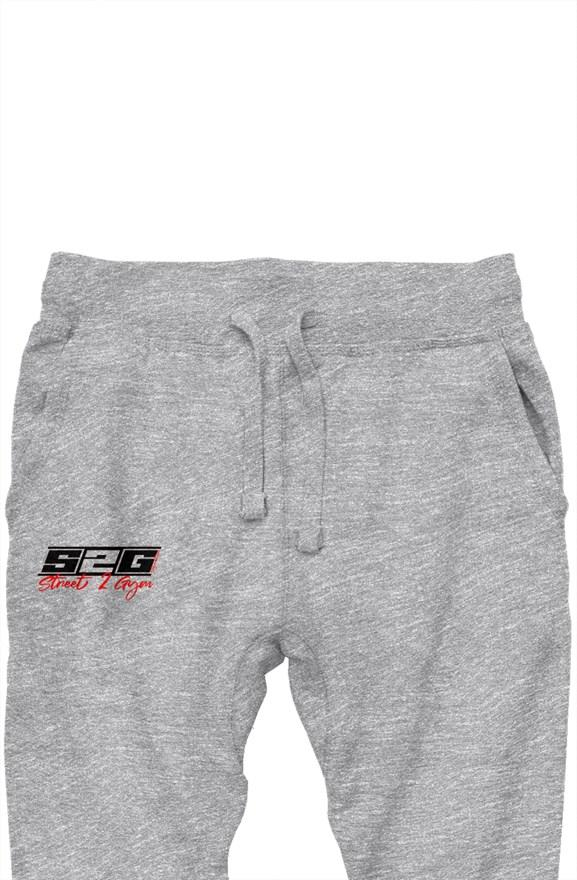 S2G Signature Series Premium Embroidered Joggers