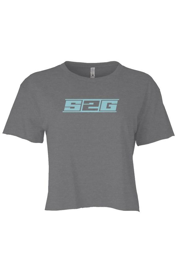 S2G THE TEALS Festival Womens Cali Crop