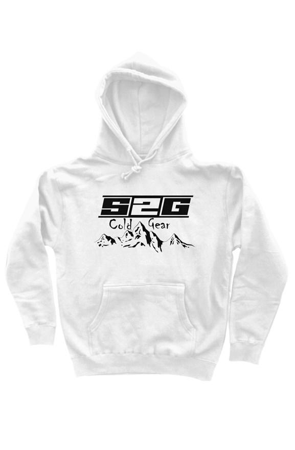 S2G Cold Gear heavyweight pullover hoodie