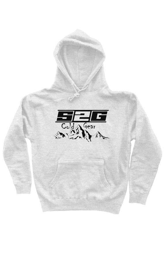 S2G Cold Gear heavyweight pullover hoodie heather