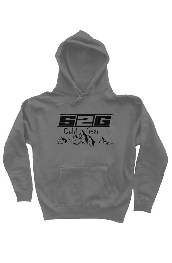 S2G Cold Gear heavyweight pullover hoodie Charcoal