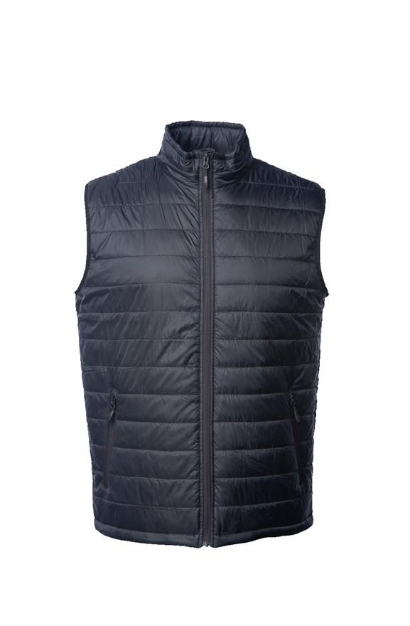 S2G Patch Mens Puffer Vest