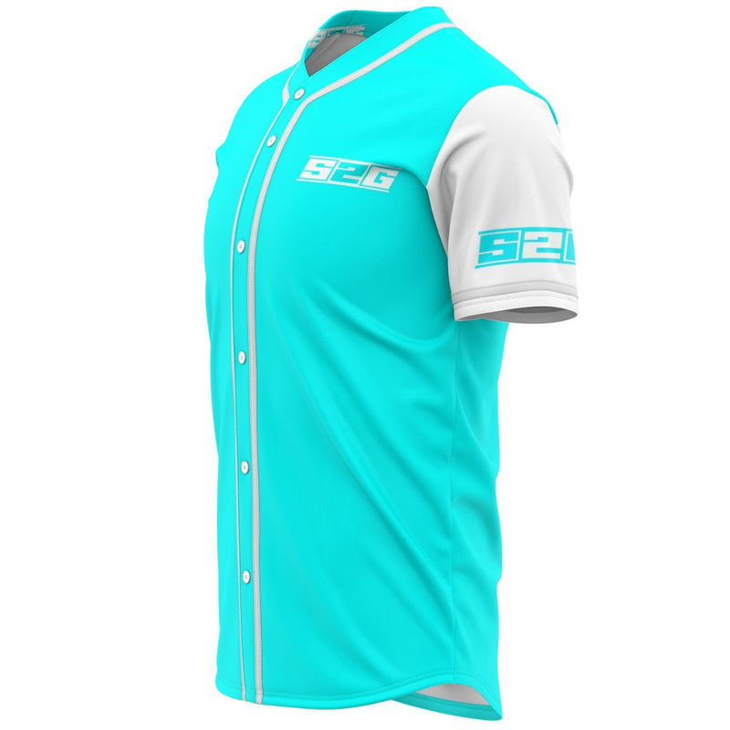 S2G The Teals Baseball Jersey
