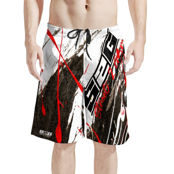 S2G RBW Paint Stroke Men's Board Shorts