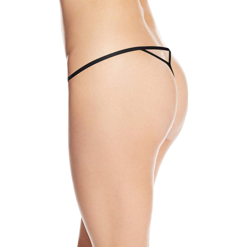 S2G White Thong Ladies Women's G-String Panties (Model L35)