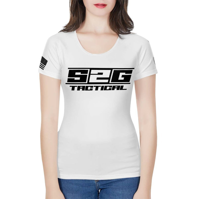 S2G Tactical Women's Armor of God Imitation Cotton T-shirt