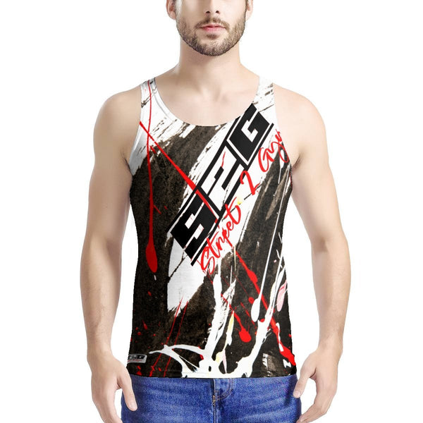 S2G RBW Paint Stroke Men's Tank