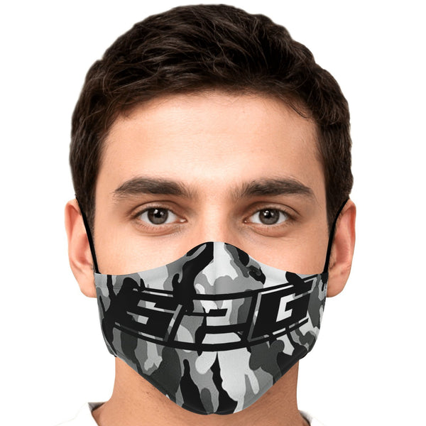 S2G Camo Mask - one for the whole family