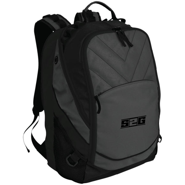 S2G Embroidered Premiere Laptop Computer Backpack