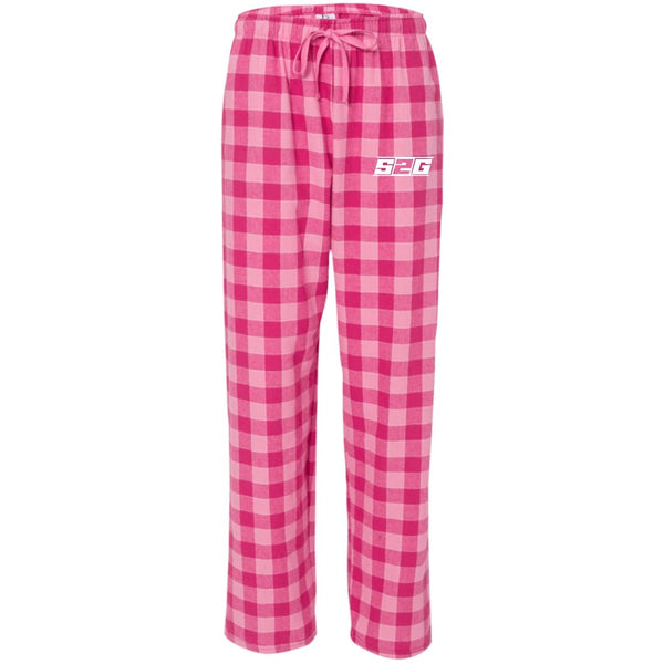 S2G Ladies Flannel PJ Pants