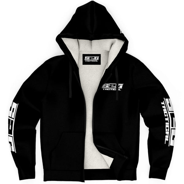 S2G Tactical Microfleece Zip Up Hoodie