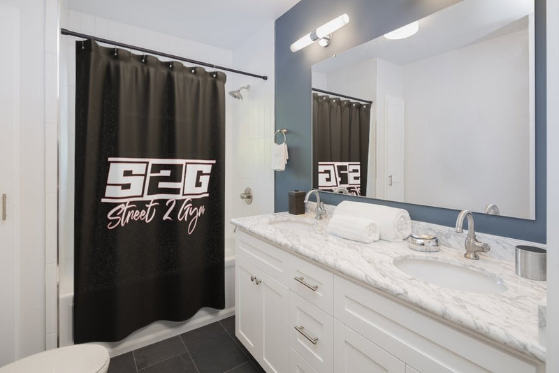 S2G Shower Curtains