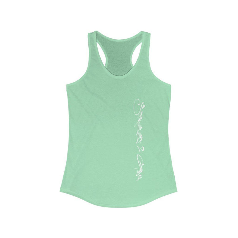 S2G Women's Ideal Racerback Tank