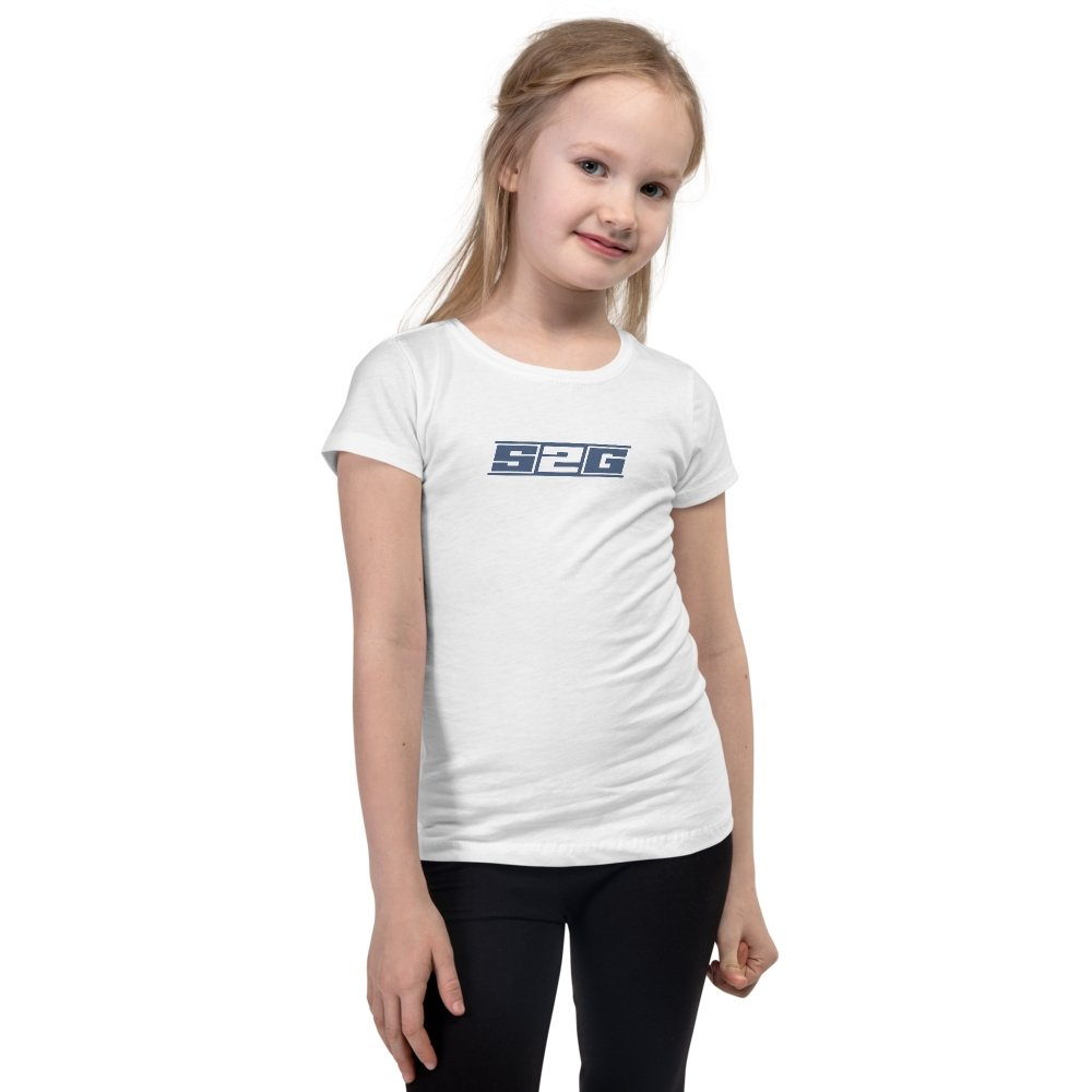 S2G Slate Blue Girl's T-Shirt