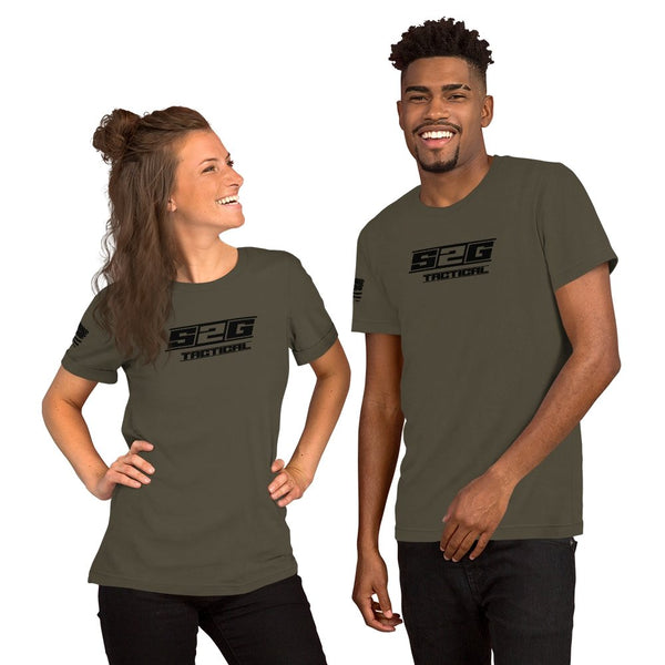 S2G Tactical Short-Sleeve Unisex T-Shirt