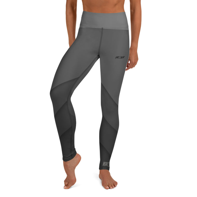 S2G GREY FUTURE FADE Yoga Leggings