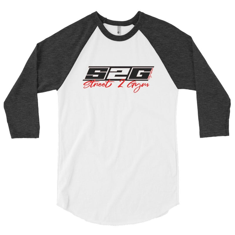 S2G Signature Series 3/4 sleeve raglan shirt
