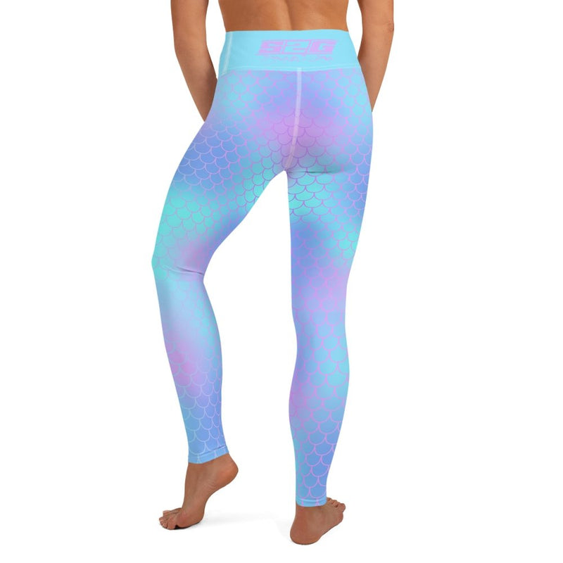S2G Mermaid, High Waist Leggings
