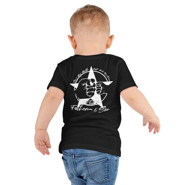 "S2G Fathers and Sons ""Best Buds"" Short sleeve kids t-shirt"