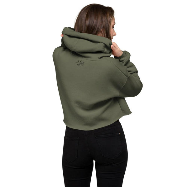 S2G FEMALE ATHLETE Crop Hoodie