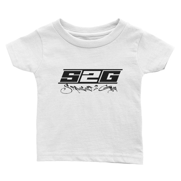 "S2G Father and Sons ""Best Bud"" Infant Tee"