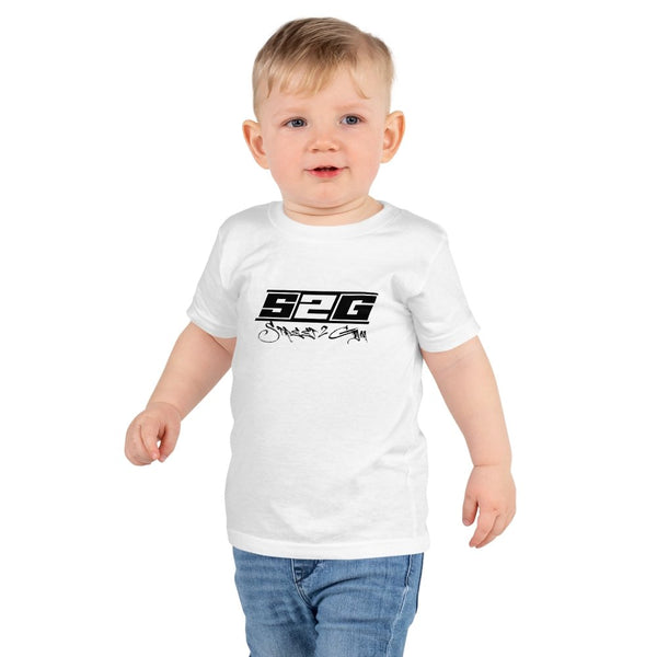 "S2G Father and Sons ""Best Bud"" Short sleeve kids t-shirt"