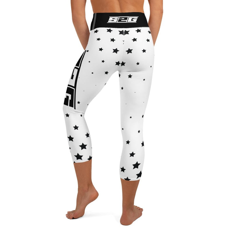 S2G I'm a Star Yoga Capri Leggings