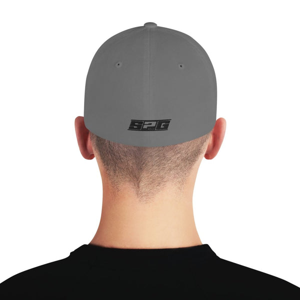 S2G FLEXFIT Structured Twill Cap