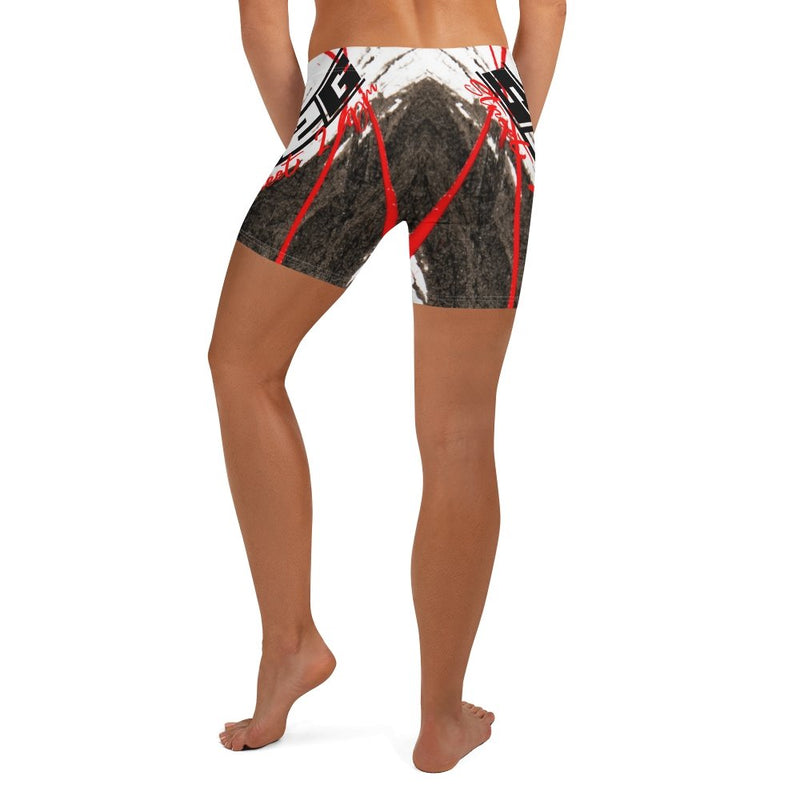 S2G RBW Paint Stroke Shorts