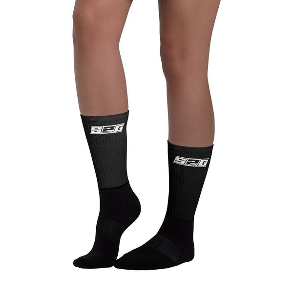 S2G BLACK Socks