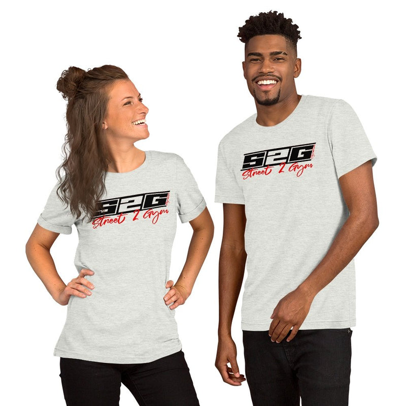 S2G Signature Series Soft T black logo