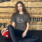 S2G I'm with the Brand Short-Sleeve women T-Shirt white print