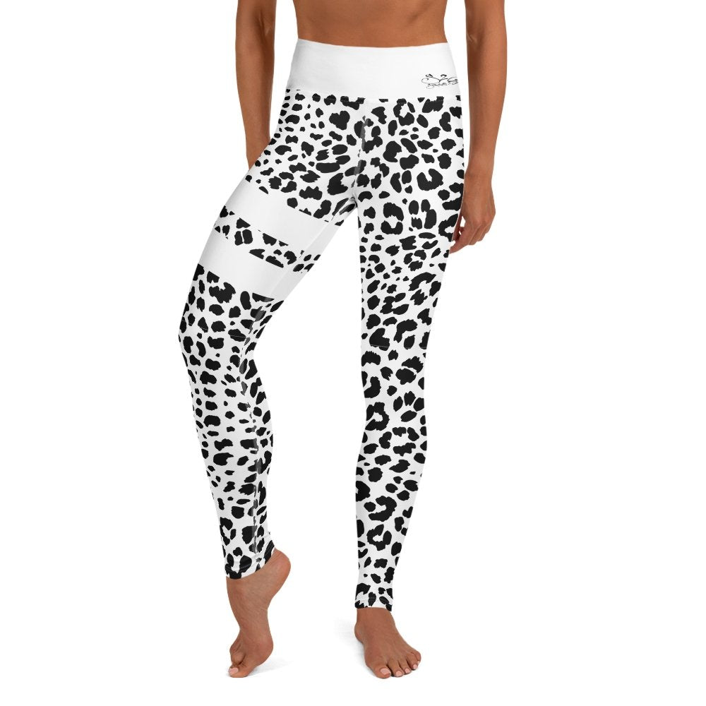 S2G CHEETAH PRINT HIGH WAIST LEGGINGS