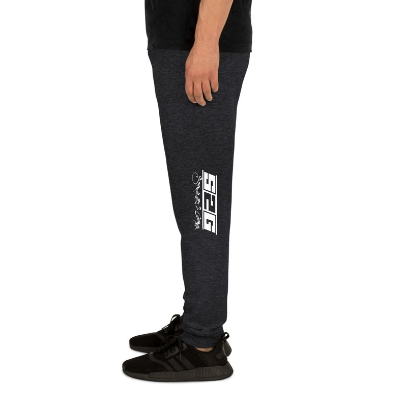 S2G Unisex Printed Joggers with Pockets