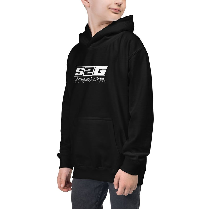 S2G Kids Hoodie Father and Sons Best Buds
