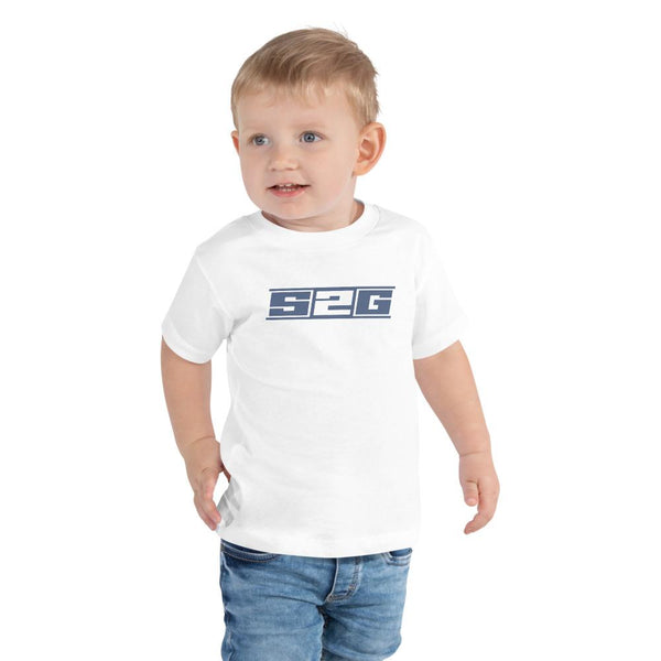 S2G Slate Blue Toddler Short Sleeve Tee