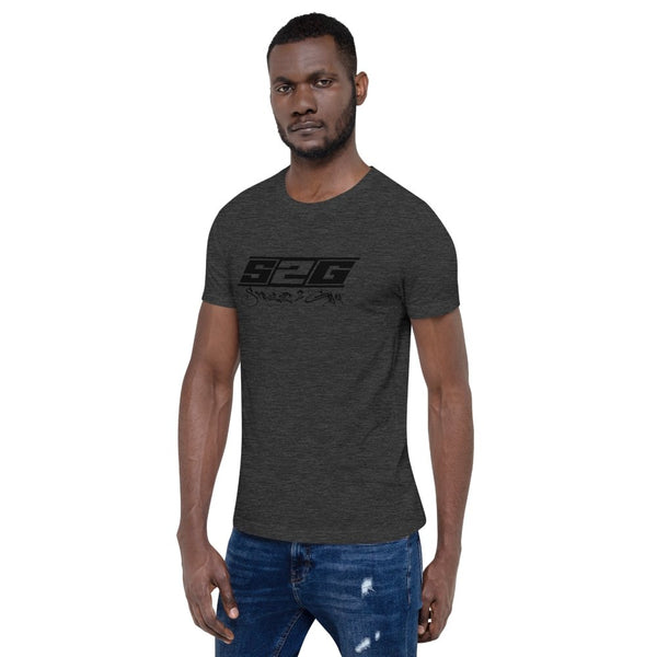 S2G Everyday Script Short-Sleeve Unisex T-Shirt