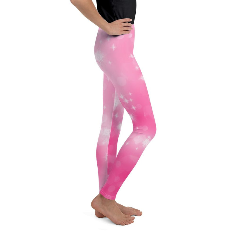 S2G Pink Galaxy Youth Leggings