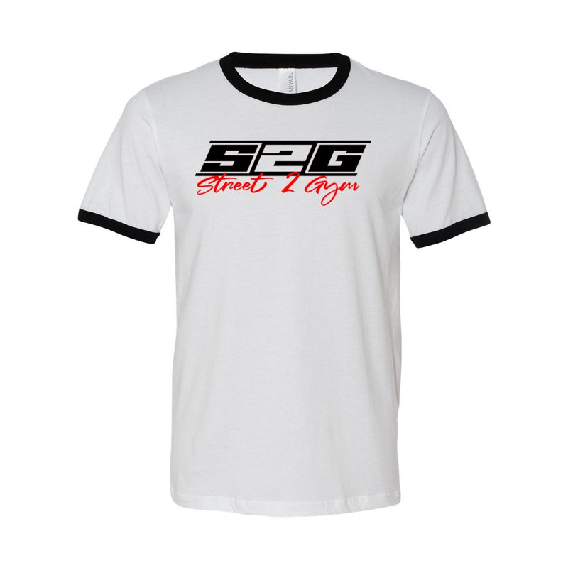 S2G Signature Series Heather Ringer Jersey T