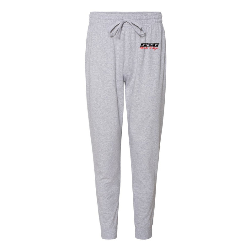 S2G Signature Series French Terry Unisex Joggers lite grey