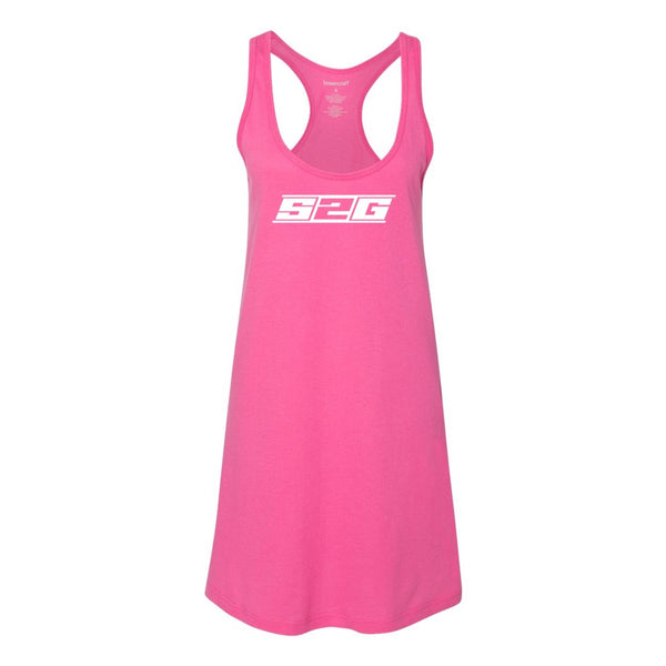 S2G Women's Racerback Cover Up Lite