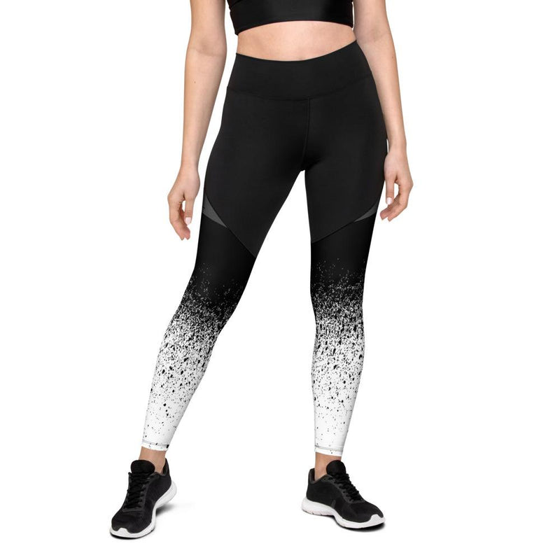 S2G Splatter Sports Leggings