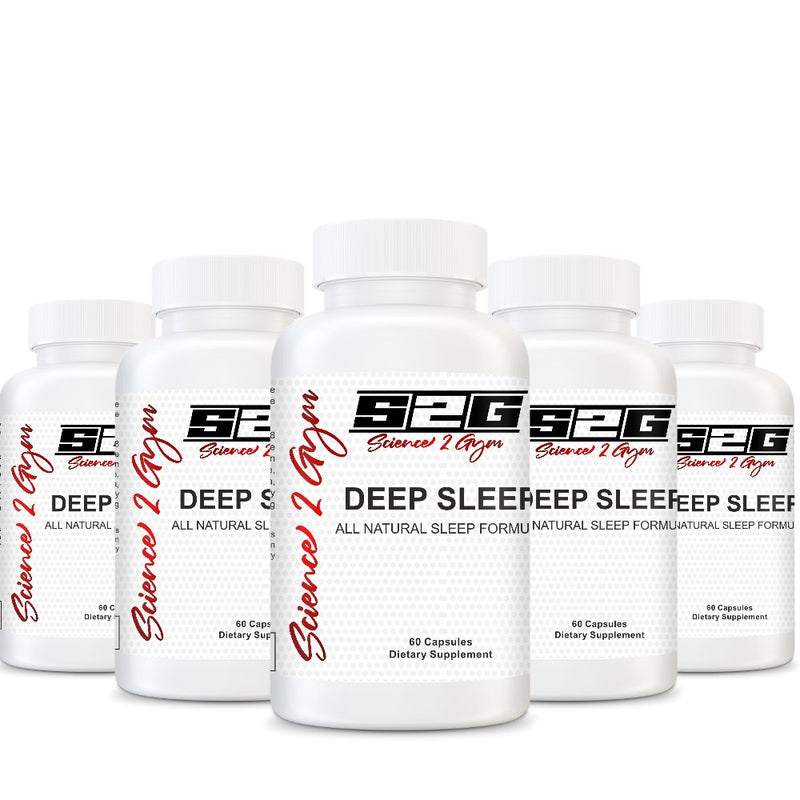 Deep Sleep Support