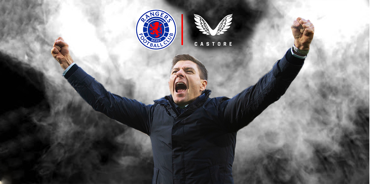 Castore's First Old Firm Derby