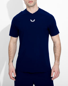 Navy Active Performance Tee
