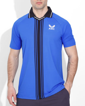 Blue Bold Performance Tee
