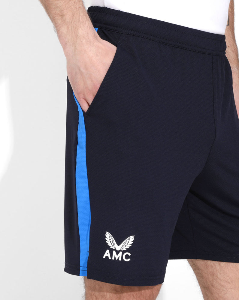 Navy Classic Technical Shorts