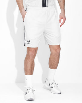 White Classic Technical Shorts